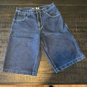 Men's Like New South Pole Jean Shorts Size 36
